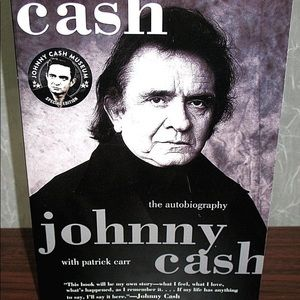 Other - JOHNNY CASH The Autobiography